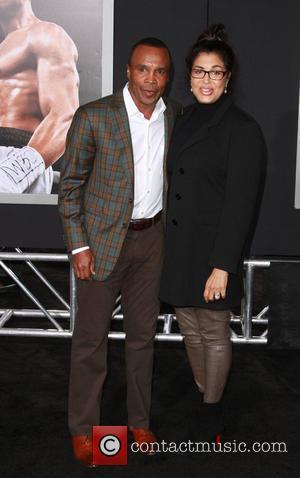 Sugar Ray Leonard and Wife Bernadette Robi