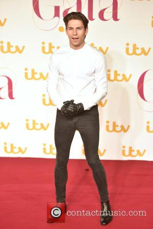 Joey Essex - ITV Gala held at the London Palladium - Arrivals. at London Palladium - London, United Kingdom -...