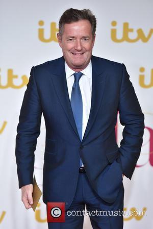 Piers Morgan - ITV Gala held at the London Palladium - Arrivals. at London Palladium - London, United Kingdom -...