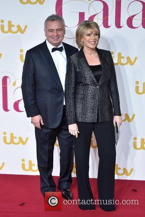 Eamonn Holmes and Ruth Langsfrod
