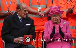 Queen Elizabeth Ii, Duke Of Edinburgh and Prince Phillip