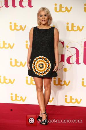 Caroline Flack - The ITV Gala - Arrivals - London, United Kingdom - Thursday 19th November 2015