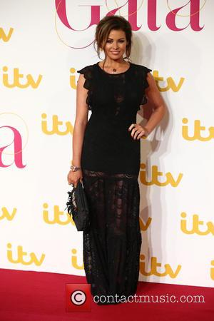 Jessica Wright - The ITV Gala - Arrivals - London, United Kingdom - Thursday 19th November 2015