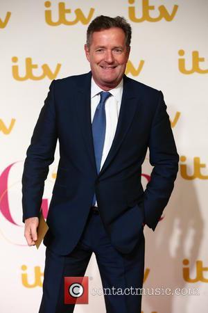 Piers Morgan - The ITV Gala - Arrivals - London, United Kingdom - Thursday 19th November 2015