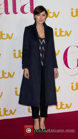 Emma Willis - The ITV Gala held at the London Palladium - Arrivals at The London Palladium - London, United...