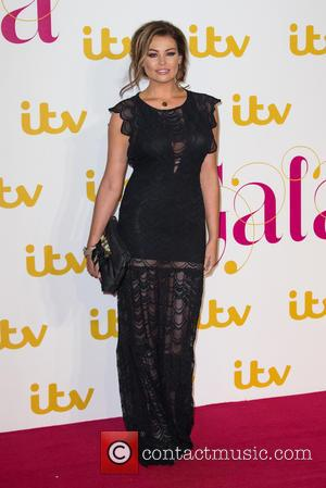 Jessica Wright - The ITV Gala held at the London Palladium - Arrivals at The London Palladium - London, United...