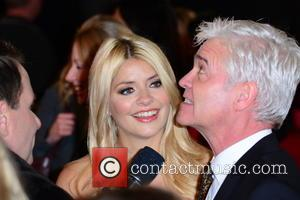 Holly Willoughby , Phillip Schofield - The ITV Gala at the London Palladium at London Palladium - London, United Kingdom...