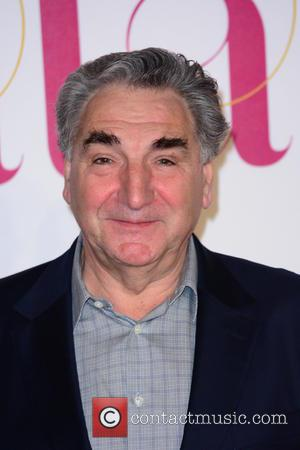 Jim Carter - The ITV Gala at the London Palladium at London Palladium - London, United Kingdom - Thursday 19th...