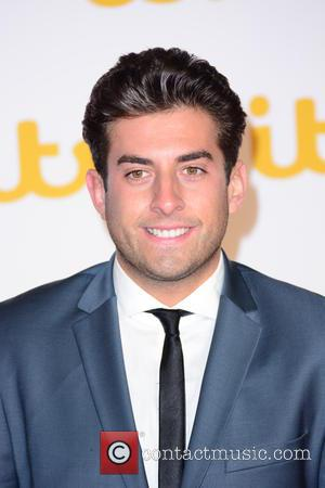 James Argent - The ITV Gala at the London Palladium at London Palladium - London, United Kingdom - Thursday 19th...