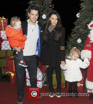 michelle heaton - various celebrities attend opening of the hyde park winter wonderland - London, United Kingdom - Thursday 19th...