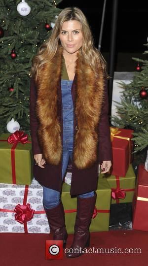 zoe hardman - various celebrities attend opening of the hyde park winter wonderland - London, United Kingdom - Thursday 19th...