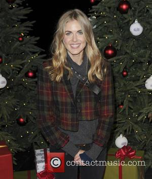 donna air - various celebrities attend the hyde park winter wonderland opening - London, United Kingdom - Thursday 19th November...