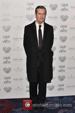Rupert Everett - Chain of Hope Gala Ball to 2015 at Grosvenor House to raise money for children suffering from...