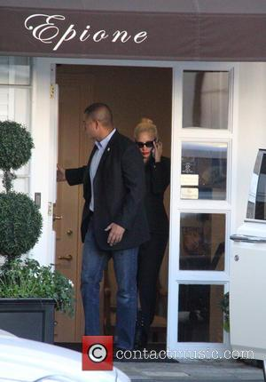 Lady Gaga - Lady Gaga spotted leaving the Epione Cosmetic Laser Center in Beverly Hills at beverly hills - Los...