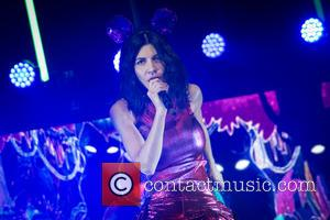 Marina Diamandis, Marina , The Diamonds - Marina and The Diamonds performs at the Cambridge Corn Exchange at Cambridge Corn...