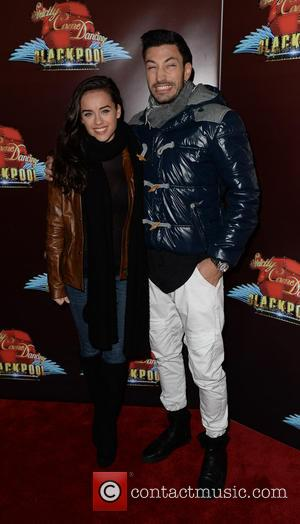 Georgia May Foote , Giovanni Pernice - 'Strictly Come Dancing Live!' photocall at The Blackpool Tower at Strictly Come Dancing...