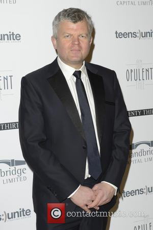 Adrian Chiles - Teens Unite Fighting Cancer charity gala at Banking Hall at The Banking Hall   Cornhil -...