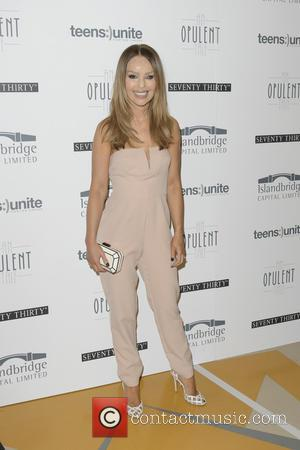 Katie Piper - Teens Unite Fighting Cancer charity gala at Banking Hall at The Banking Hall   Cornhil -...