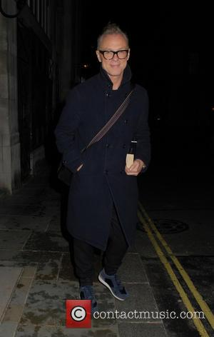Gary Kemp - 'The Homecoming' press night at Trafalgar Studios - London, United Kingdom - Friday 20th November 2015