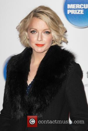 Lauren Laverne - The Mercury Prize: Albums of the Year held at the BBC Radio Theatre, Broadcasting House - Arrivals...