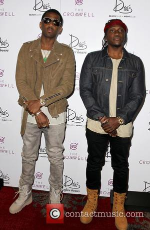 Fabolous and Pusha T