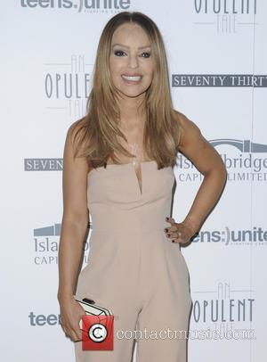 katie Piper - Teens Unite Fighting Cancer charity gala at Banking Hall - London, United Kingdom - Friday 20th November...
