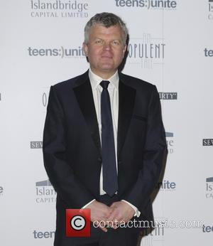 Adrian Chiles - Teens Unite Fighting Cancer charity gala at Banking Hall - London, United Kingdom - Friday 20th November...