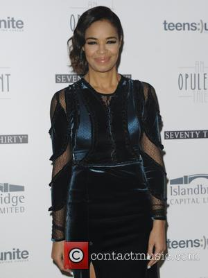 sarah jane crawford - Teens Unite Fighting Cancer charity gala at Banking Hall - London, United Kingdom - Friday 20th...