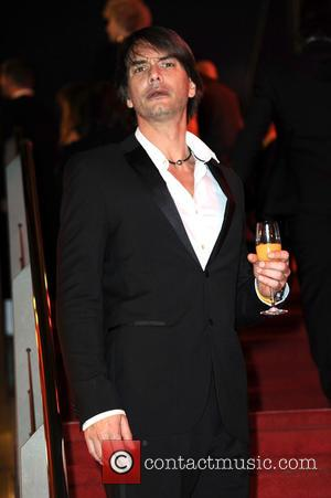 Marcus Schenkenberg - 'Bodyguard - Das Musical' premiere - After Party at Musical Dome - Cologne, Germany - Saturday 21st...