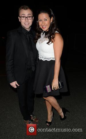 Hayley Tamaddon and Joe Tracini