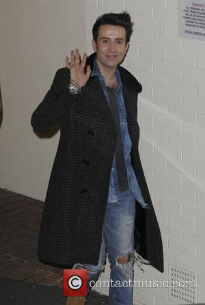 nick grimshaw - 'The X Factor' live show departures at The X Factor - London, United Kingdom - Saturday 21st...