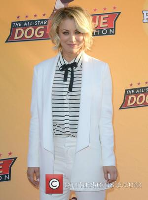 Kaley Cuoco - The All Star Dog Rescue Celebration held at Barker Hangar - Arrivals at Barker Hangar - Santa...