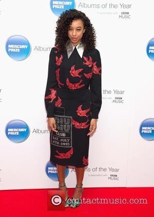 Corinne Bailey Rae - Mercury Prize Award at BBC Broadcasting House - Arrivals at BBC Broadcasting House - London, United...