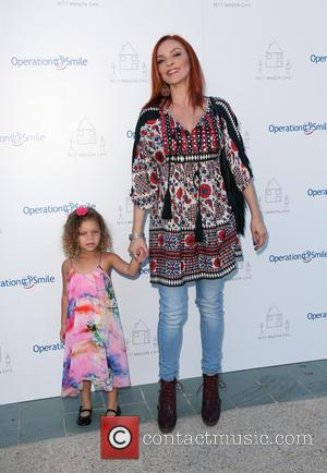 Carmit Bachar , Keala Rose - Petit Maison Chic and Operation Smile Kids Charity Fashion Show at Beverly Hills -...