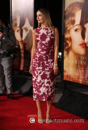 Camilla Belle - Los Angeles premiere of Focus Features' 'The Danish Girl' - Arrivals at Regency westwood Village Theater -...