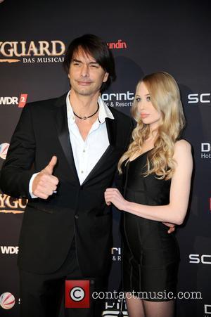 Marcus Schenkenberg and Dorin Makar
