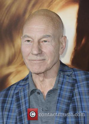 Patrick Stewart - Los Angeles premiere of Focus Features' 'The Danish Girl' - Arrivals - Los Angeles, California, United States...