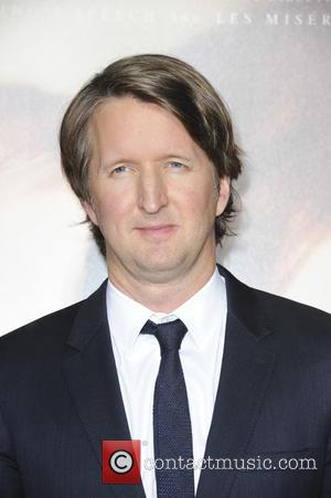 Tom Hooper - Los Angeles premiere of Focus Features' 'The Danish Girl' - Arrivals - Los Angeles, California, United States...
