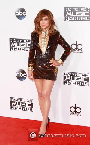 Paula Abdul - American Music Awards 2015 - Arrivals held at Microsoft Theatre at Microsoft Theatre, American Music Awards -...