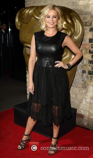 Denise Van Outen - BAFTA Childrens Awards arrivals at the Roundhouse, Camden, London at The Roundhouse, Camden - London, United...