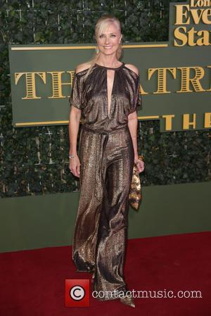 Joely Richardson - The Evening Standard Theatre Awards held at the Old Vic - Arrivals - London, United Kingdom -...