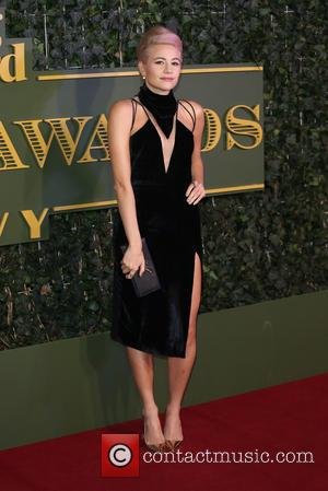 Pixie Lott - The Evening Standard Theatre Awards held at the Old Vic - Arrivals - London, United Kingdom -...