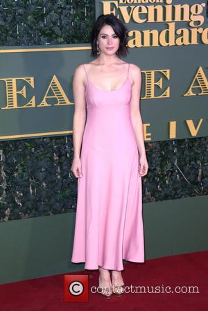 Gemma Arterton - The Evening Standard Theatre Awards held at the Old Vic - Arrivals - London, United Kingdom -...