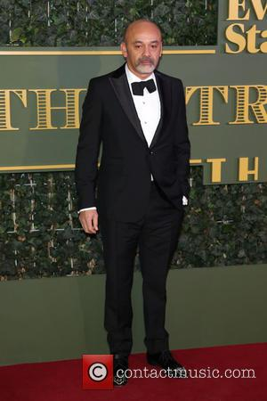 Christian Louboutin - The Evening Standard Theatre Awards held at the Old Vic - Arrivals - London, United Kingdom -...