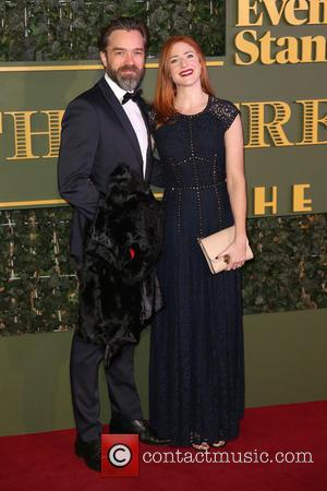 Hadley Fraser , Rosalie Craig - The Evening Standard Theatre Awards held at the Old Vic - Arrivals - London,...