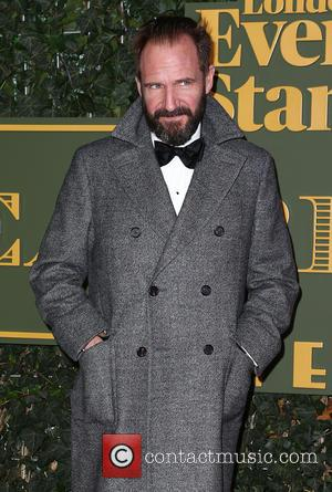 Ralph Fiennes - Evening Standard Theatre Awards at the Old Vic - London, United Kingdom - Sunday 22nd November 2015