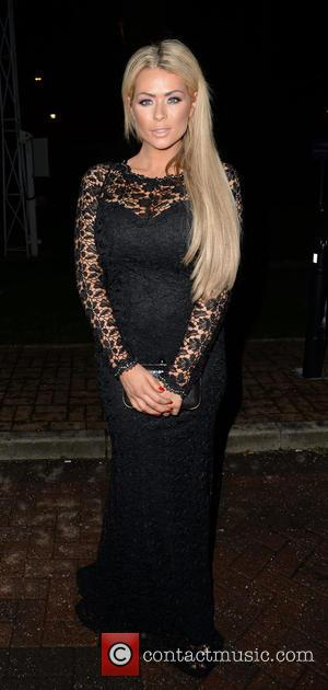 Nicola Mclean - Celebrities arrive at the James Milner Charity Ball nightmare before Christmas, Event City, Manchester - Manchester, United...