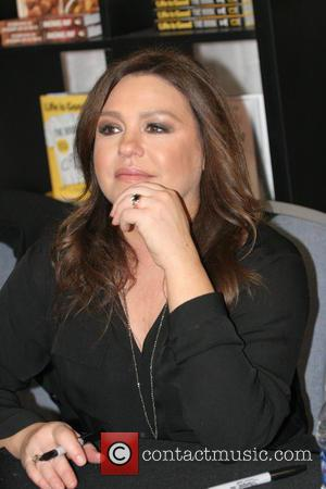 Rachael Ray - Celebrity cook Rachael Ray signs copies of her new book at the PA Conference for women at...