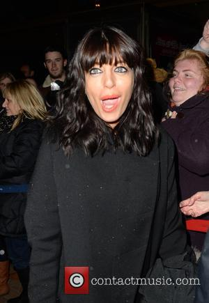 Claudia Winkleman - Celebrities arrive at Flamingo's Nightclub Blackpool for the Strictly Come Dancing After Show Party. at Strictly Come...