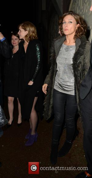 Katie Derham - Celebrities arrive at Flamingo's Nightclub Blackpool for the Strictly Come Dancing After Show Party. at Strictly Come...
